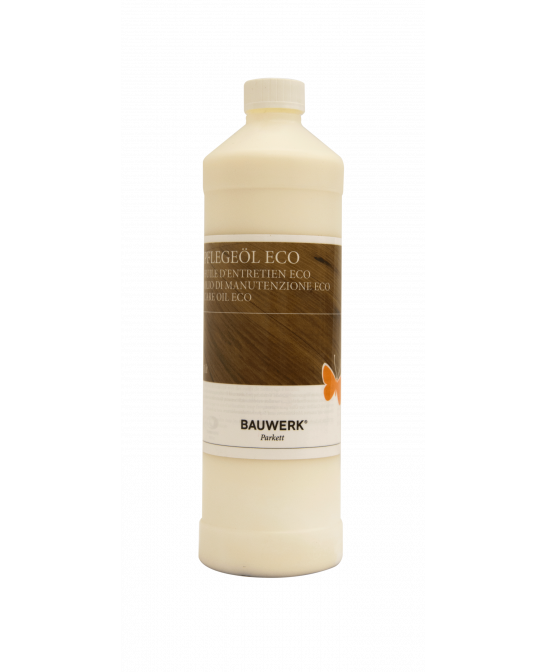 Bauwerk Care Oil Eco white