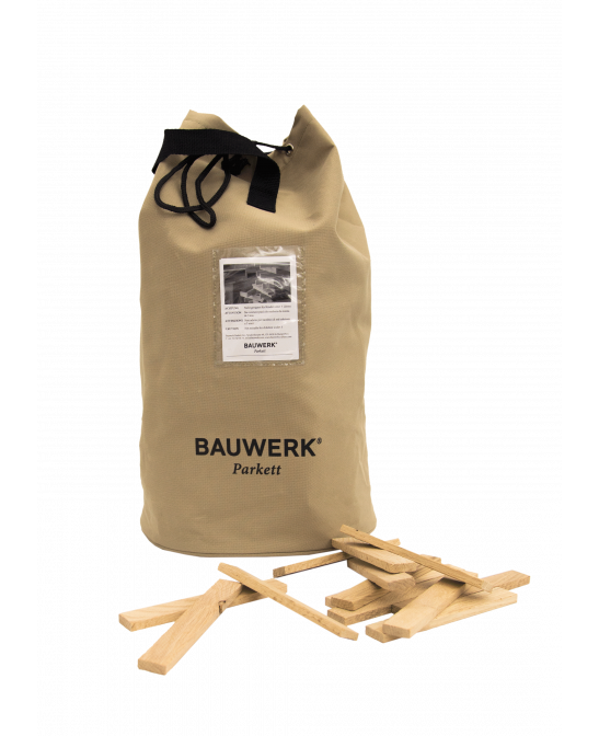 Bauwerk building block bag
